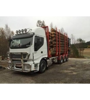 Iveco Stralis - serie Frontbar Freeway - 10972 - Bullbar / Lightbar / Bumperbar - RST-STeel - frontbar Freeway