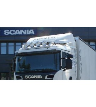Scania G - serie Roofbar normal cab - 100453 - Roofbar / Roofrails - Unspecified