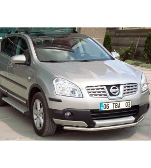 NISSAN QASHQAI 2007+ City Guard Line 60mm - 5007OK110 - Bullbar / Lightbar / Bumperbar - Unspecified