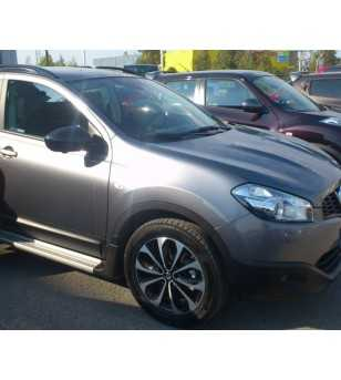 Qashqai 07-14 Integrated Sidesteps - ISS227230 - Sidebar / Sidestep - Unspecified