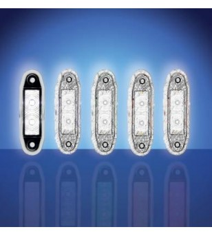 4500 - LED Marker lamp White - 1001-4500-C - Lighting - Unspecified