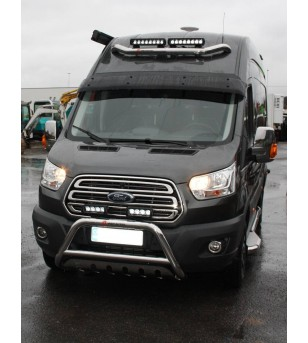 Ford Transit Roofbar front