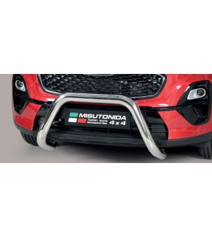 Sportage 18- EC Approved Super Bar Inox - EC/SB/403/IX - Bullbar / Lightbar / Bumperbar - Unspecified