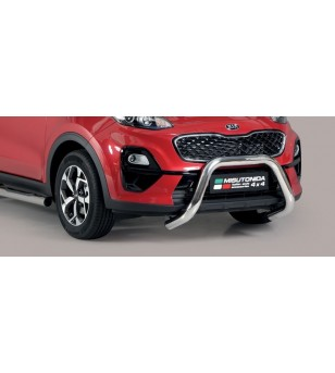 Sportage 18- Super Bar Inox - SB/403/IX - Bullbar / Lightbar / Bumperbar - Unspecified