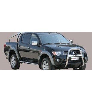 L200 2006-2009 High Medium Bar inscripted - MA/K/178/IX - Bullbar / Lightbar / Bumperbar - Unspecified