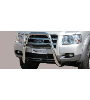 Ranger 2007-2009 High Medium Bar inscripted - MA/K/204/IX - Bullbar / Lightbar / Bumperbar - Unspecified
