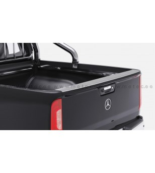 Mercedes X-Klasse 17+ CARGO BED PROTECTOR Protector edge of tailgate pcs
