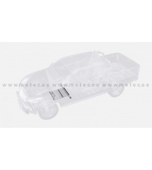 Mercedes X-Class 17+ SKID PLATES rear transfer case - 823522 - Other accessories - Metec Car/SUV