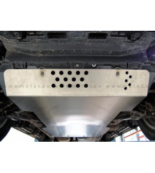TOYOTA LC 150 17+ SKID PLATES longer version pcs