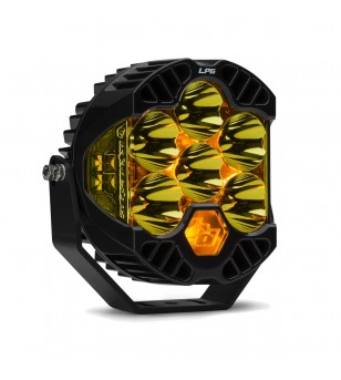 Baja Designs LP6 Pro - LED Spot - Amber - 270011 - Lighting - Baja Designs LP