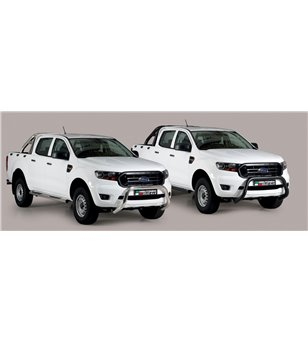 Ranger Double Cab 19- Double Bended Rear Protection