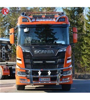 Scania NexGen Grille kit Triple-R 1000
