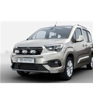 OPEL COMBO 18+ H-BAR LAMP HOLDER pcs