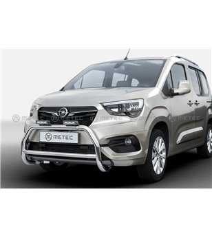 OPEL COMBO 18+ E-BAR EU EUROBAR 2x lamp fixings pcs