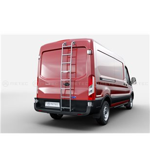 FORD TRANSIT 14+ Rear ladder