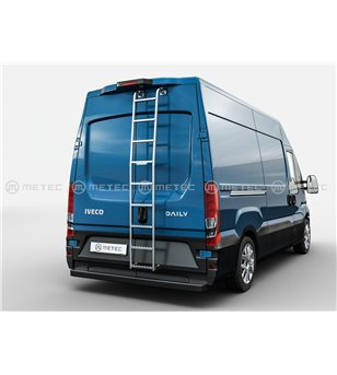IVECO DAILY 15+ Rear ladder