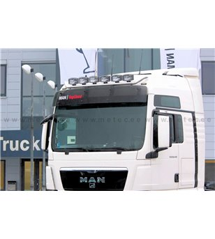 MAN TGX 07+ V-MAX ROOF LAMP HOLDER - XLX & XXL ROOF
