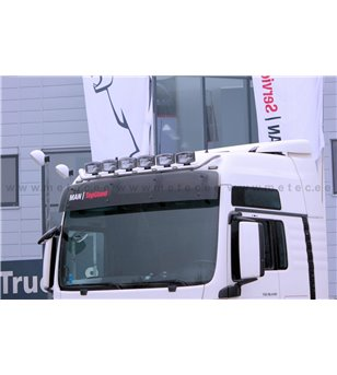 MAN TGX 07+ V-MAX ROOF LAMP HOLDER LED - XLX & XXL ROOF