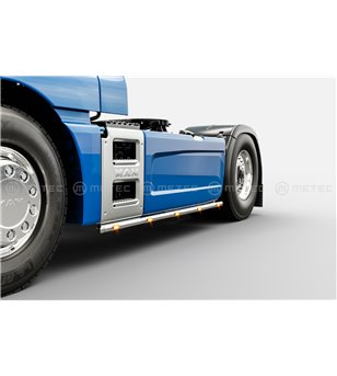 MAN TGX 07+ Euro6 SIDEBARS LED - WB 3900mm