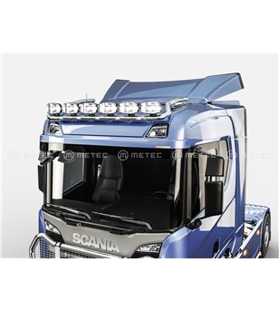 SCANIA R/S Serie 16+ ROOF LAMP HOLDER LED - Normal & High roof