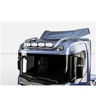 SCANIA R/S Serie 16+ ROOF LAMP HOLDER TOP - Normal & High roof