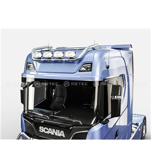 SCANIA R/S Serie 16+ ROOF LAMP HOLDER LED TOP - Normal & High roof