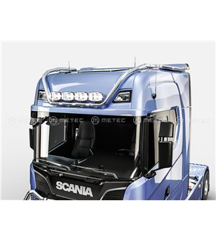 SCANIA R/S/G Serie 16+ ROOF LAMP HOLDER LED HYDRA MAX - High roof - 864605 - Roofbar / Roofrails - Verstralershop