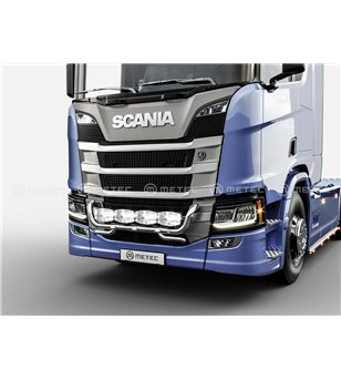 SCANIA R/S Serie 16+ FRONT LAMP HOLDER LED SPIDER