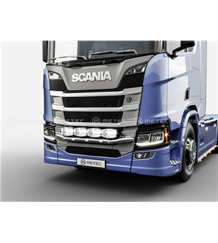SCANIA R/S Serie 16+ FRONT LAMP HOLDER LED CITY