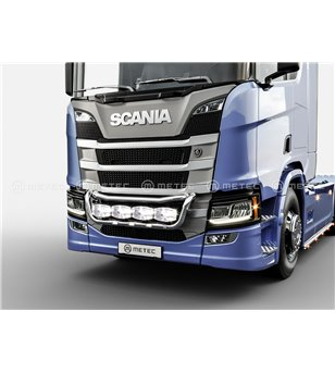 SCANIA R/S Serie 16+ FRONT LAMP HOLDER with LEDs TAILOR