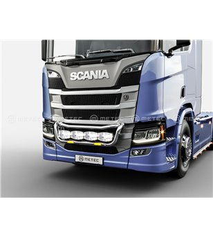 SCANIA R/S Serie 16+ FRONT LAMP HOLDER with strobes TAILOR