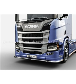 SCANIA R/S/G/P Serie 16+ F-LINER CITYGUARD LED - Low & Medium bumper - 864501 - Bullbar / Lightbar / Bumperbar - Verstralershop