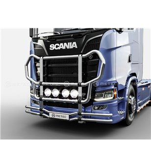 SCANIA R/S Serie 16+ TRUCK GRIFFIN-2 CATTLEGUARD - low & medium bumper