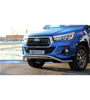 TOYOTA HILUX 16+ CITYGUARD pcs - 50th Anniversary model