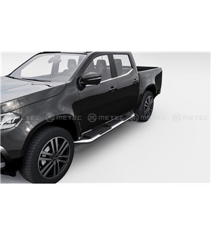 Mercedes X-Class 17+ RUNNING BOARDS OFFROAD