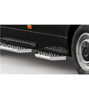 MB SPRINTER 07+ RUNNING BOARDS VAN TOUR front door - 818016 - Sidebar / Sidestep - Verstralershop