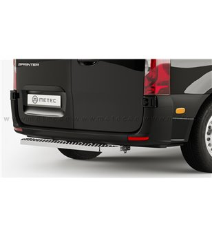 MB SPRINTER 07+ RUNNING BOARDS VAN TOUR for rear doors - 818020 - Rearbar / Rearstep - Verstralershop