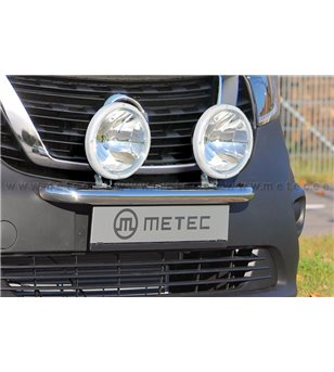 NISSAN NV300 15+ LAMP HOLDER pcs - 828445 - Bullbar / Lightbar / Bumperbar - Metec Van - Verstralershop