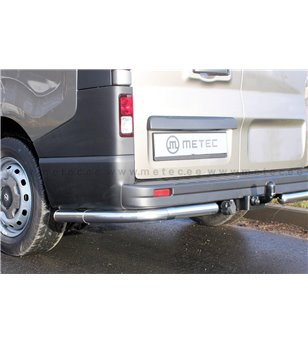 NISSAN NV300 15+ REAR BARS CORNER BUMPER pair