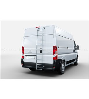 PEUGEOT BOXER 07+ Rear ladder