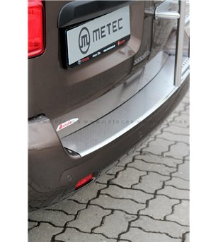 TOYOTA PROACE 16+ BUMPER PLATE pcs - 826430 - Other accessories - Verstralershop