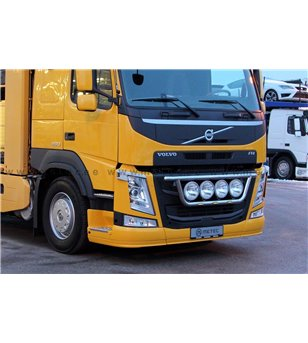 VOLVO FM 14+ FRONT LAMP HOLDER LED TAILOR - 868669 - Bullbar / Lightbar / Bumperbar - Verstralershop