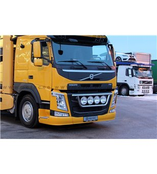 VOLVO FM 14+ FRONT LAMP HOLDER TAILOR - 868668 - Bullbar / Lightbar / Bumperbar - Verstralershop