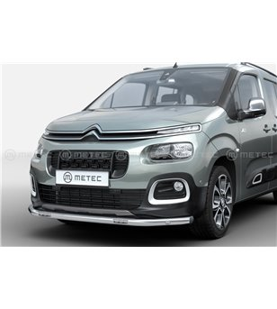 CITROEN BERLINGO 18+ Cityguard with DRL LED - 826461 - Bullbar / Lightbar / Bumperbar - Metec Van - Verstralershop