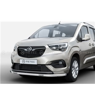 OPEL COMBO 18+ Cityguard with DRL LED