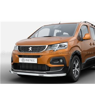 PEUGEOT PARTNER 18+ Cityguard with DRL LED