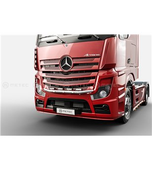 MB ACTROS MP4 11+ CITY LAMP HOLDER FRONT with LEDs - 2500mm cab
