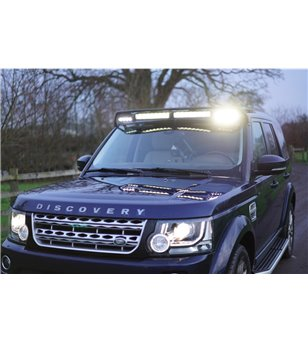 Discovery 4 ProSpeed Lazer Roofbar Kit - 226889 - Lighting - Lazer Integration Kits - Verstralershop