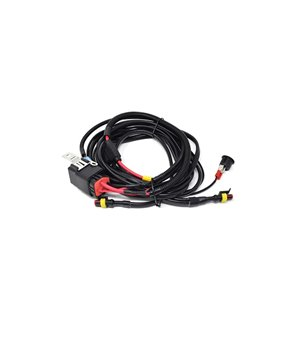 Lazer Wiring set two lamp with switch (Long) - 8225-12V-SW - Wiring & Electronics - Verstralershop