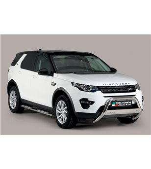 Discovery Sport 5 18- Design Side Protection Oval